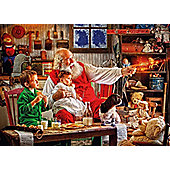 Calling The Sleigh - 2000 Piece Puzzle