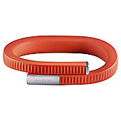 Jawbone UP24 Wireless Fitness Tracker Persimmon Large
