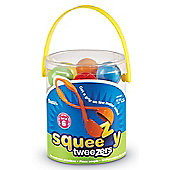 Learning Resources Squeezy Tweezers Pack of 6