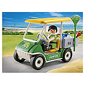 Playmobil Camping Cart