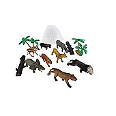 Animal World - Jungle Animal Figurines