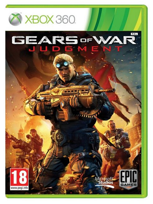 Gears Of War: Judgment (Xbox 360)