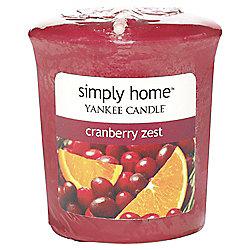 Yankee Candle Cranberry Zest Votive