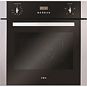 CDA SA227SS Electric Built-in Single Fan Oven In Stainless Steel