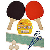 Table Tennis Set for 2 Players