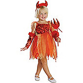 Child Little Devil Costume Toddler
