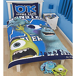 Monsters University, OK Single Bedding
