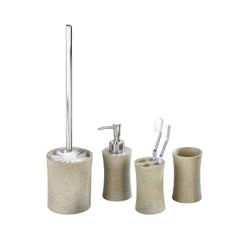 Wenko Cassano Bathroom Accessory Set (4 Parts)