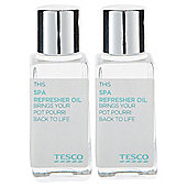 Tesco Pure Spa Refresher Oil
