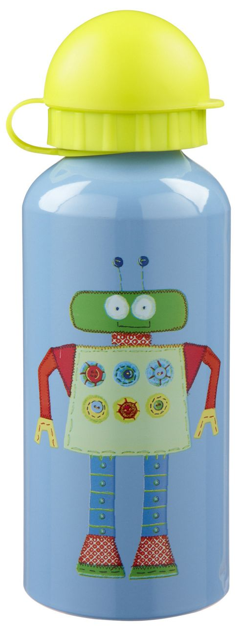 Ulster Weavers Robots Child's Water Bottle