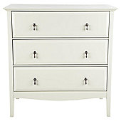 Loire 3 Drawer Chest