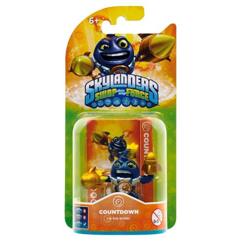 Skylanders Swap Force Single Character : Countdown