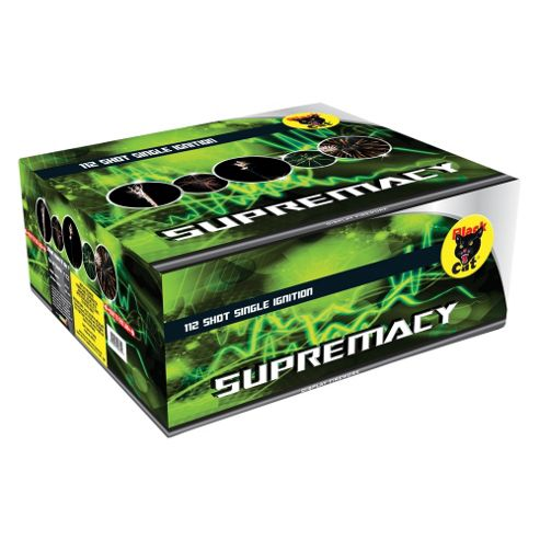 Supremacy 112 Shot Firework