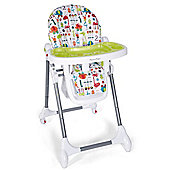 Mamas & Papas - Snax Highchair - Jamboree