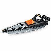 Mega Bloks Carbon Series Speed Boat