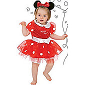 Minnie Mouse - Baby Costume 3-6 months