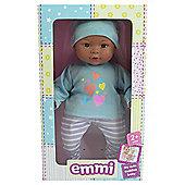 Emmi My Lovely Cuddles Baby, 32cm