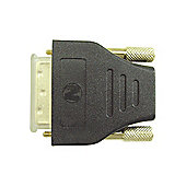 Maplin DVI-D Male to HDMI Female Connector Adapter Converter