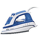 TS355A 2000w Steam Iron with 300ml Water Capacity & Ceramic Soleplate