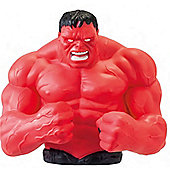 Marvel Bust Bank Red Hulk Action Figures - Toys/Games