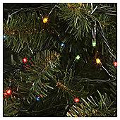 360 Christmas Microlights, Coloured