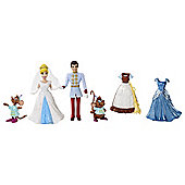 Disney Princess MagiClip Little Kingdom Cinderella Set