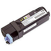 Dell Standard Toner Cartridge For Dell 2130cn Colour Laser Printers - Yellow