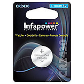 Infapower 3V Lithium Coin Cell - Batteries and Power