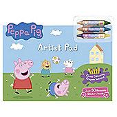 Peppa Artist Pad, A3