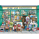 Junk and Disorderly - Extra Large Puzzle