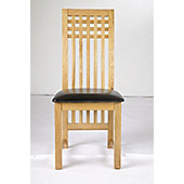 Home Zone Pirell Chair (set of 2)