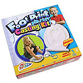 Grafix My Foot Print Plaster Casting Set