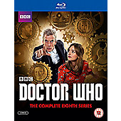 Doctor Who The Complete Series 8 Box Set Blu-Ray 5disc