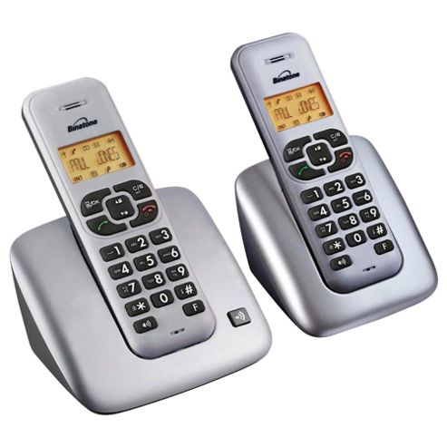 Binatone Solas 1505 Twin cordless telephone