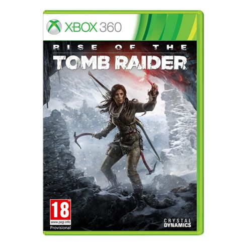 Rise of the Tomb Raider on Xbox 360