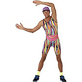 Mr Energizer - Adult Costume Size: 42-44