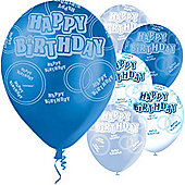 12' Latex Balloons (6pk)