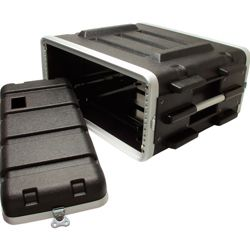 Rocket ABS-4U ABS Rack Case - 4 Units