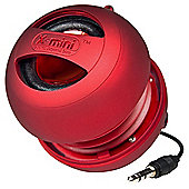X-Mini II Portable Capsule Speaker, Red