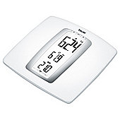 Beurer PS45BMI Large LCD 6 in 1 Bathroom Scales