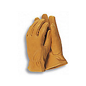 Town & Country Tgl408l Mens Grain Cowhide Gloves - Large