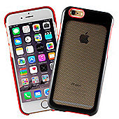 Broonel Aluminium iPhone 6 / 6S Hex Mesh Case - Black