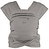 Close Caboo + Organic Cotton Carrier - Steel Marl