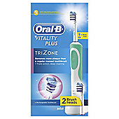 Oral-B Power Vitality Plus Trizone.