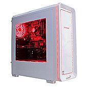 Cube Leopard Gaming PC Core i7 Quad Core with Radeon RX 470 4Gb Graphics Card Intel Core i7 Seagate 1Tb 7200RPM Hard Drive Windows 10 AMD Radeon RX 47
