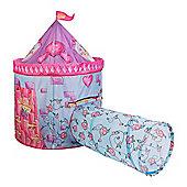 KidKraft Pink Castle Tent