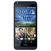 HTC Desire 626 Lagoon Blue And Free Dot View Case
