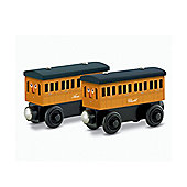 Thomas & Friends Wooden Railway - Annie and Clarabel
