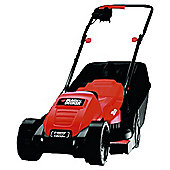 Black & Decker Edge-Max Electric Lawn Mower, 1200w