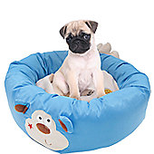 Pet Brands Fashion Cutie Monkey Bed